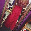 Prom dress 👗💕
