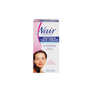 Nair  Moisturizing Face Removal Cream
