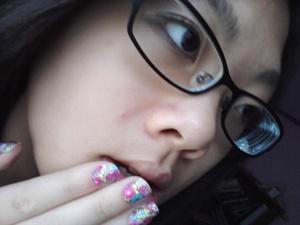 Like my nails?