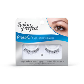 Salon Perfect 53 Press On Self Adhesive Lashes