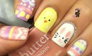 Easter Egg Nail Tutorial