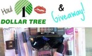 Dollar Tree Haul & Giveaway [August 13 2013]