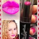 Bright Pink lips