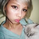 Gyaru Makeup Kitty