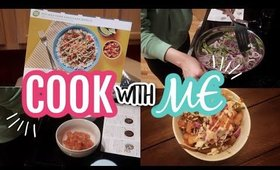 WHAT'S FOR DINNER? | COOK WITH ME | HELLO FRESH MEALS