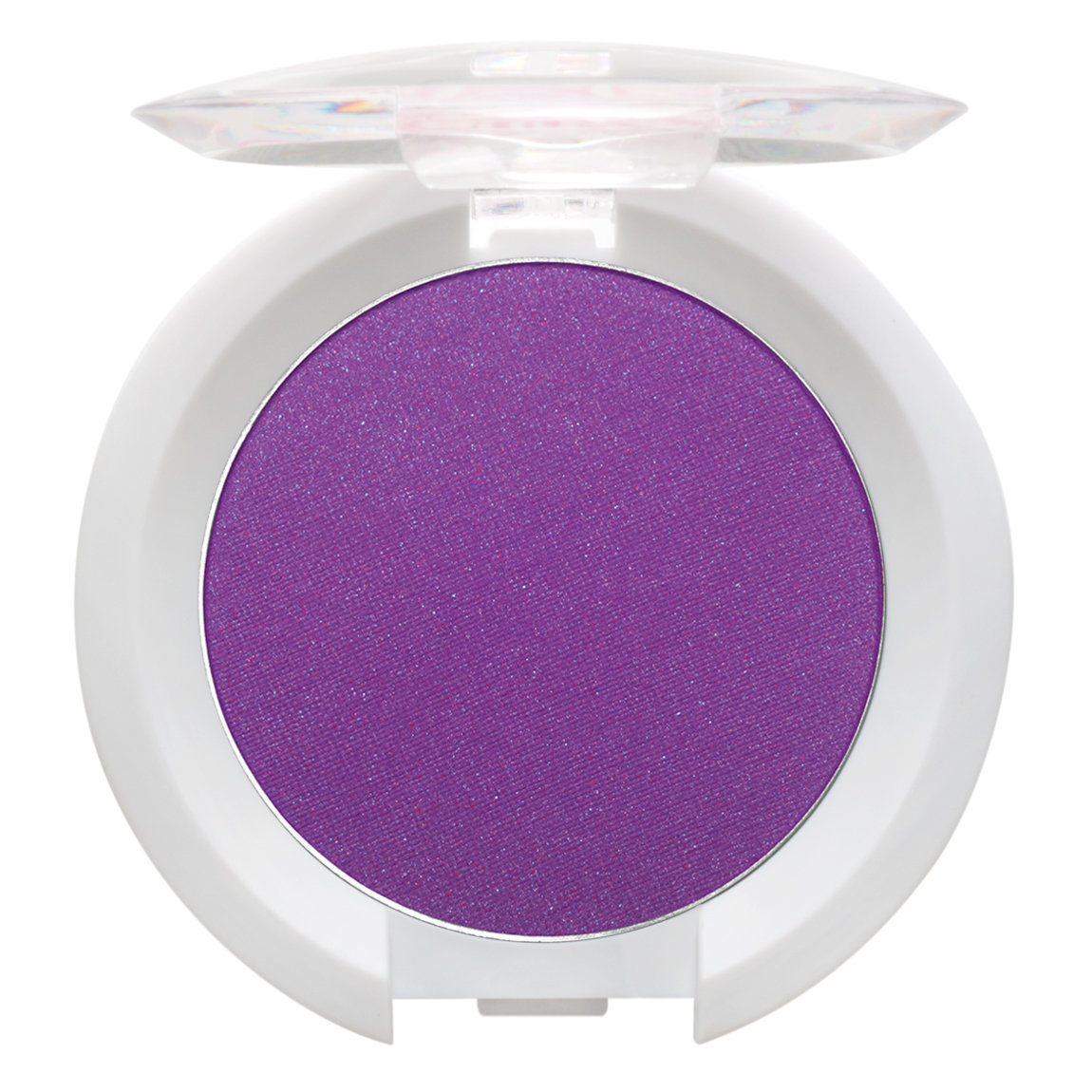 Sugarpill Cosmetics Pressed Eyeshadow Poison Plum product smear.