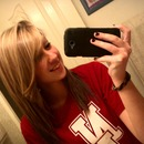 Decided to go a little blonder(:
