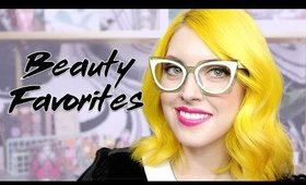 SEPTEMBER BEAUTY FAVORITES | HOW TO BE FANCY