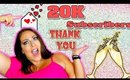 THE POSSIBILITIES FOR YOU ARE ENDLESS   Thank YOU For 20,000!!!!