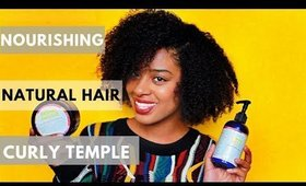 Winter Friendly Natural Hair Products! | Curly Temple