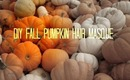 DIY Pumpkin Hair Mask