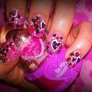 Valentine Nails.