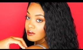 Versatile Wet & Wavy Curls  | Full Review ft Divas Wigs + VP  Samirah Gilli