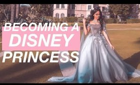 Becoming a Disney Princess | Do What You Can't