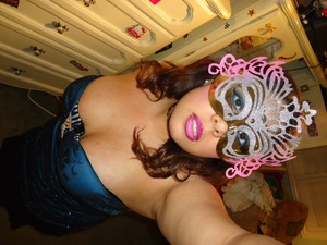 This was done for my party. Gotta say I love the lips the best :)