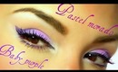 Pastel morado para primavera / Baby purple for Spring Season
