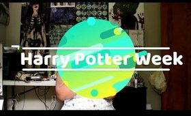 Re: Up: Intro To Potter Week!