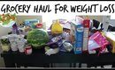 GROCERY HAUL FOR WEIGHT LOSS | FAMILY OF 3 || SINGLE MOM