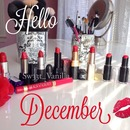 Hello December 💋💄