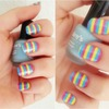 Summer color nails :* :)