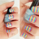 Summer color nails :* :)