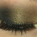 Green Smoky Eye