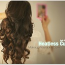 No-Heat Curls Hair Tutorial Video | Curly, Kim Kardashian Hairstyles