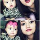 My little love.