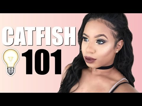 How to Catfish 101!! Before & After Transformation w/ YouCam Makeup