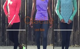 Oiselle Fall 2015 Look Book