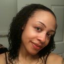 Wet hair....