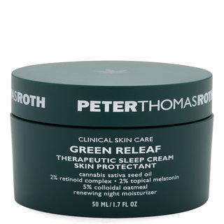 Peter Thomas Roth Green Releaf Therapeutic Sleep Cream