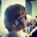 Did my little sisters hair