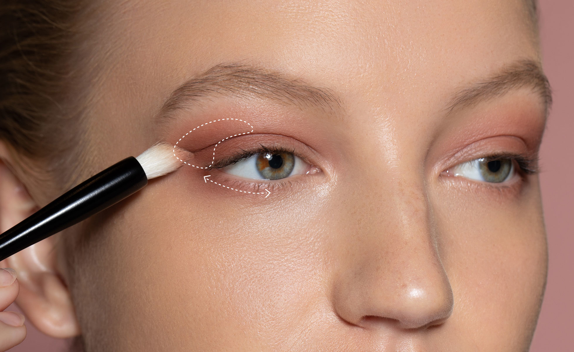 Wayne Goss Luxury Eye Palette in Pearl Tutorial