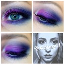 Purples and Blues (morphe)