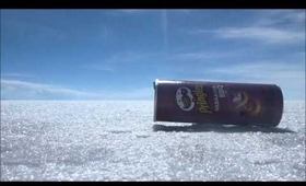 Salar de Uyuni- Pringles movie