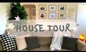 Our 1000 Square Foot House Tour!