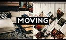 MOVING UPDATE! When Am I Moving? | Nastazsa