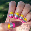 Back to School Pencil Nail Art