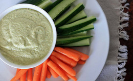 Beauty Detox: Bone-Building Hummus