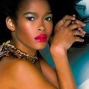 Paris Magazine beauty editorial