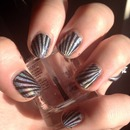 Holographic with stripes