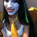 Miss joker look
