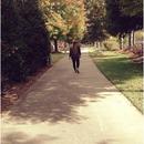 Love autumn walks
