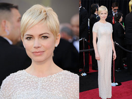 Oscar Makeup 2011: Michelle Williams