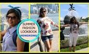 Hongkong Vacation Outfits Summer Lookbook ,The Peak Tram,Disney Land,Avenue of Stars SuperPrincessjo