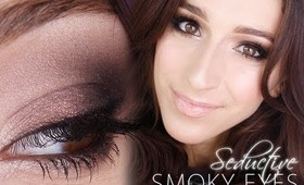 Seductive Smoky Eyes + eng subtitles:)