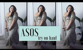 ASOS Curve Try-On Haul