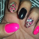 Cheetah pink:D