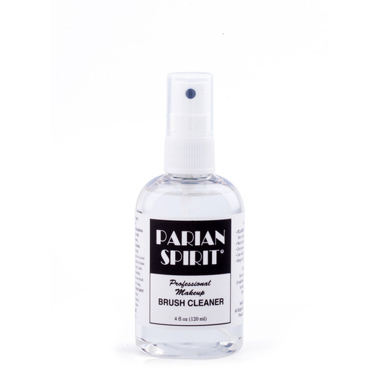 Parian Spirit Professional Makeup Brush Cleaner 4 oz. product smear.